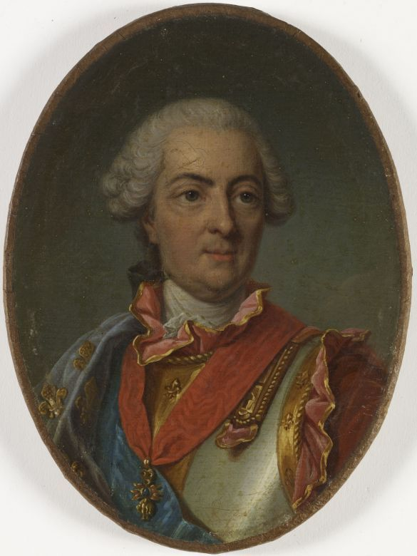 n°14 Portrait de Louis XV (1710-1774)